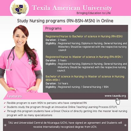 Nursing online program TAU