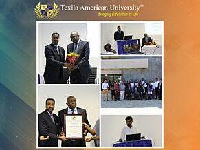 Faculty Development Program by Texila