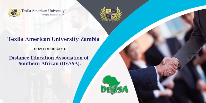 Texila Zambia a member of DEASA