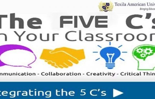 integrating the 5Cs