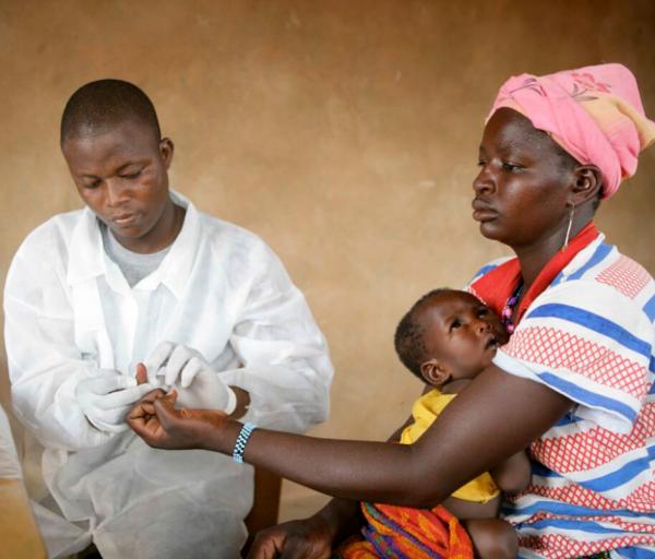 development of primary health care in zambia