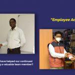 TAU employee achievement