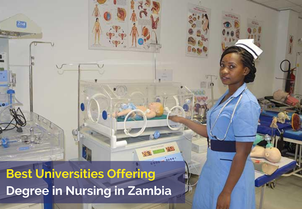 Universities Offering Degree in Nursing in Zambia