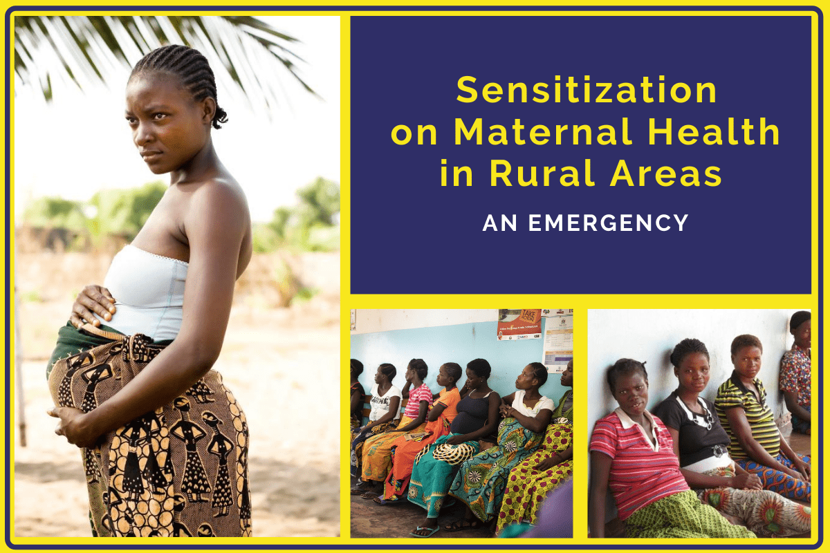 Sensitization on Maternal Health in Rural Areas