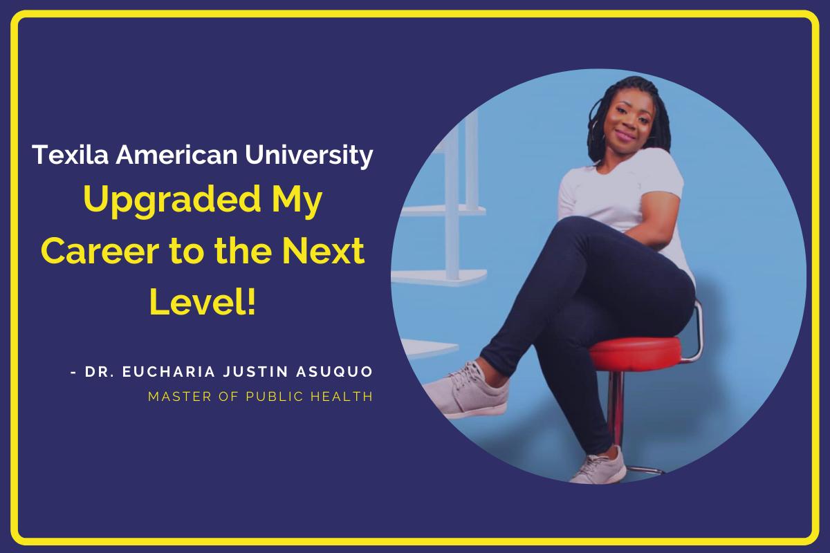Master of Public Health student testimonial