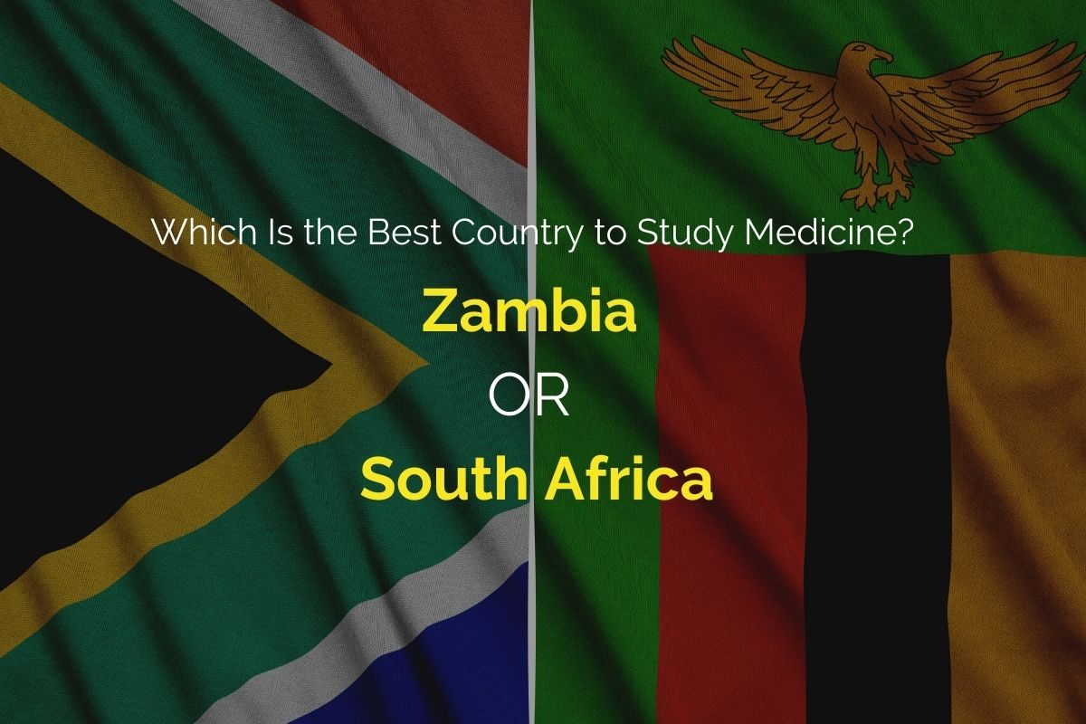 Medical Education in Zambia and South Africa