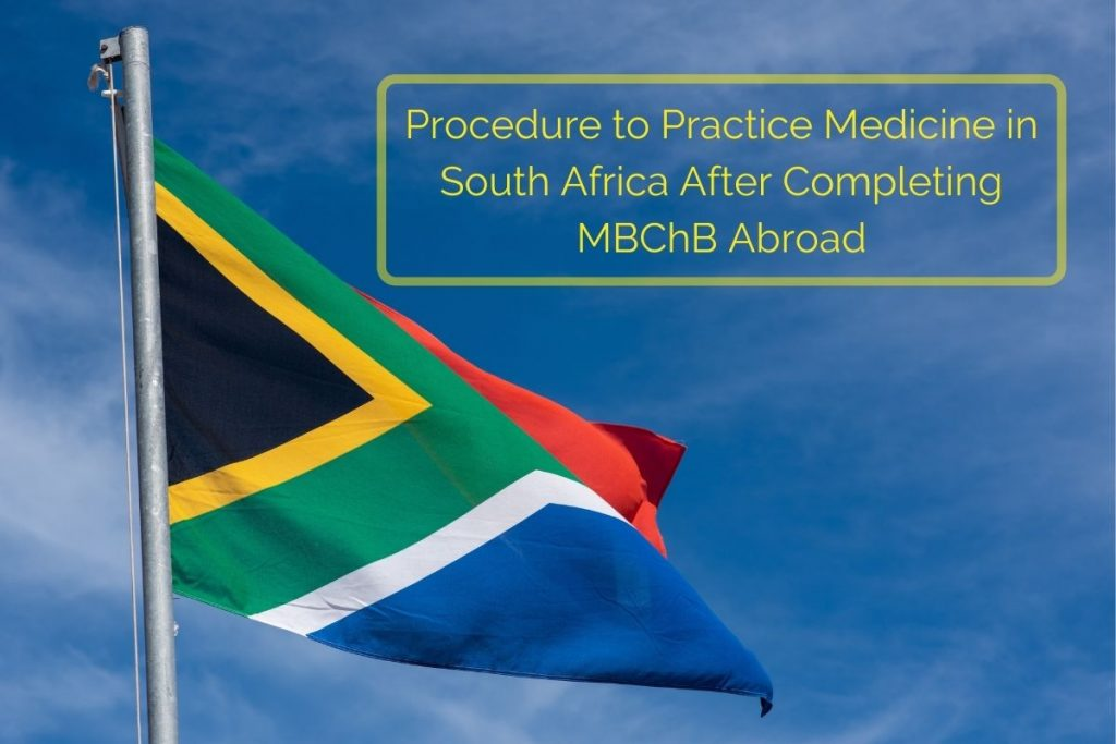 Study Medicine in South Africa