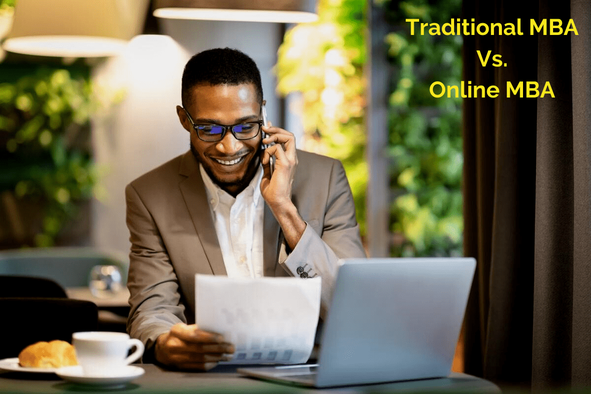 Traditional MBA vs Online MBA
