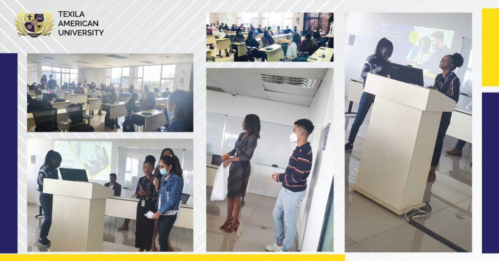 Texila students orientation