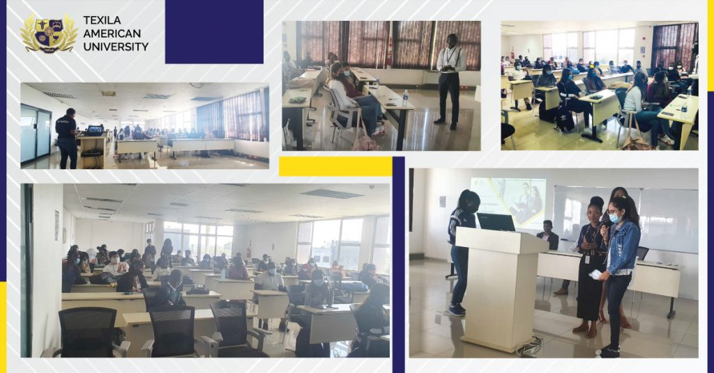 Orientation in Texila Zambia for students