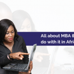 All about MBA
