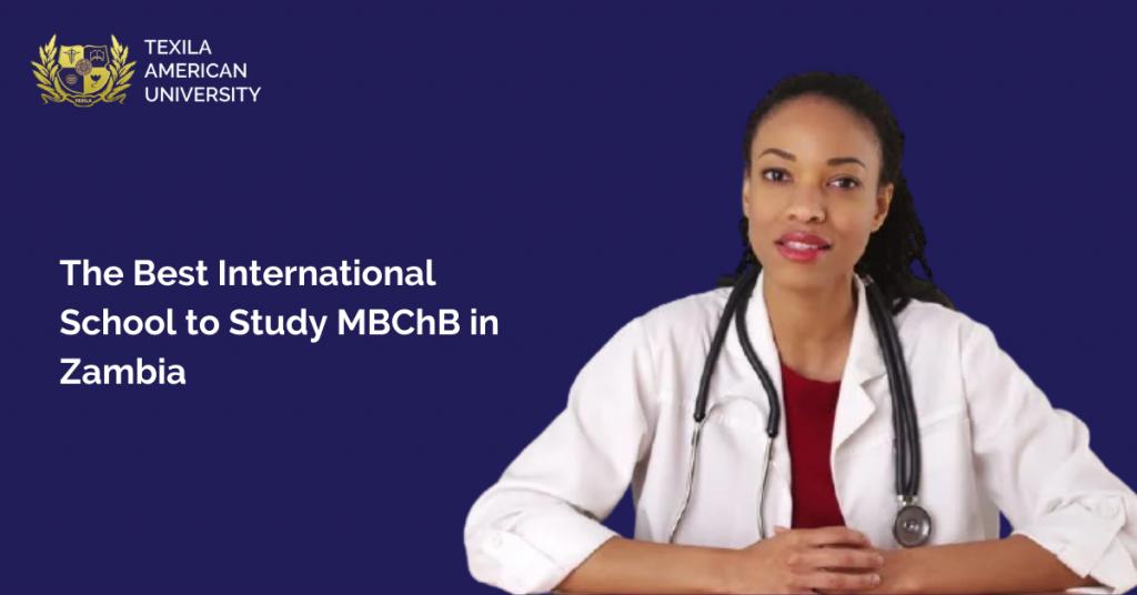 Study MBChB in Zambia